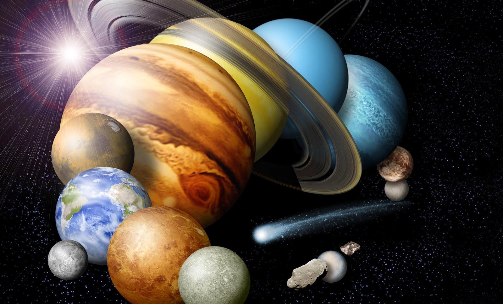 The Globe Earth Lie SolarSystem