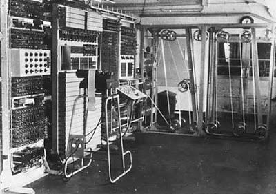 Colossus, la maquina que descifró Enigma Colossus