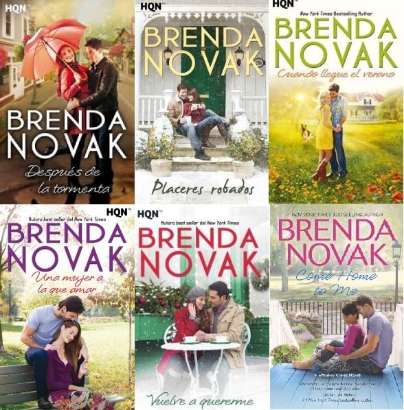 Una boda en invierno, Whiskey Creek 09 - Brenda Novak (Rom)  Brenda%2Bnovak