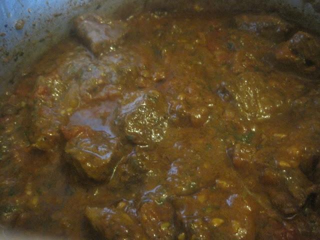 Spicy Moroccan Rice with Tomatoes / Riz cuit  à  la marocaine bien épicé 08