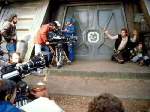 Imagenes cinéfilas Return-of-the-jedi-george-lucas-harrison-ford-carrie-fisher-e1312327874657
