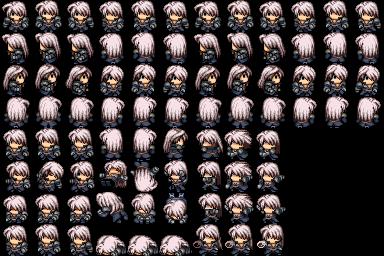 [RPG Maker VX] Battlers para Melody Frio_8D