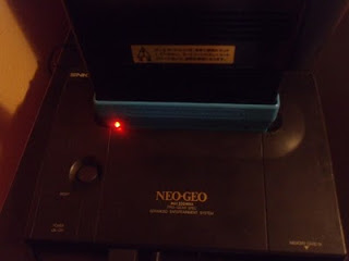 [AES] Review du Neo Super MVS-SNK Convertor II 2011 version  DSCF4289