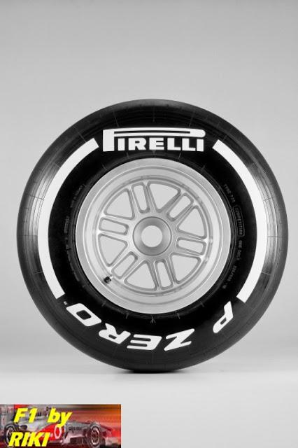 "Compuesto de neumaticos PIRELLI  F1 "" F1 By Riki "" 215580"