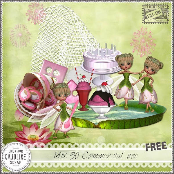 MIX 30 Commercial Use Cajoline_mix30_cu