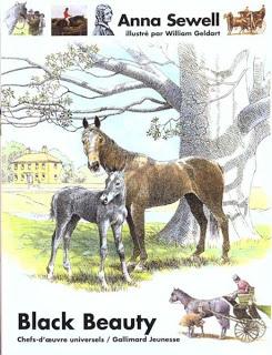 Black Beauty, autobiographie d'un cheval d'Anna Sewell 768396_2887032
