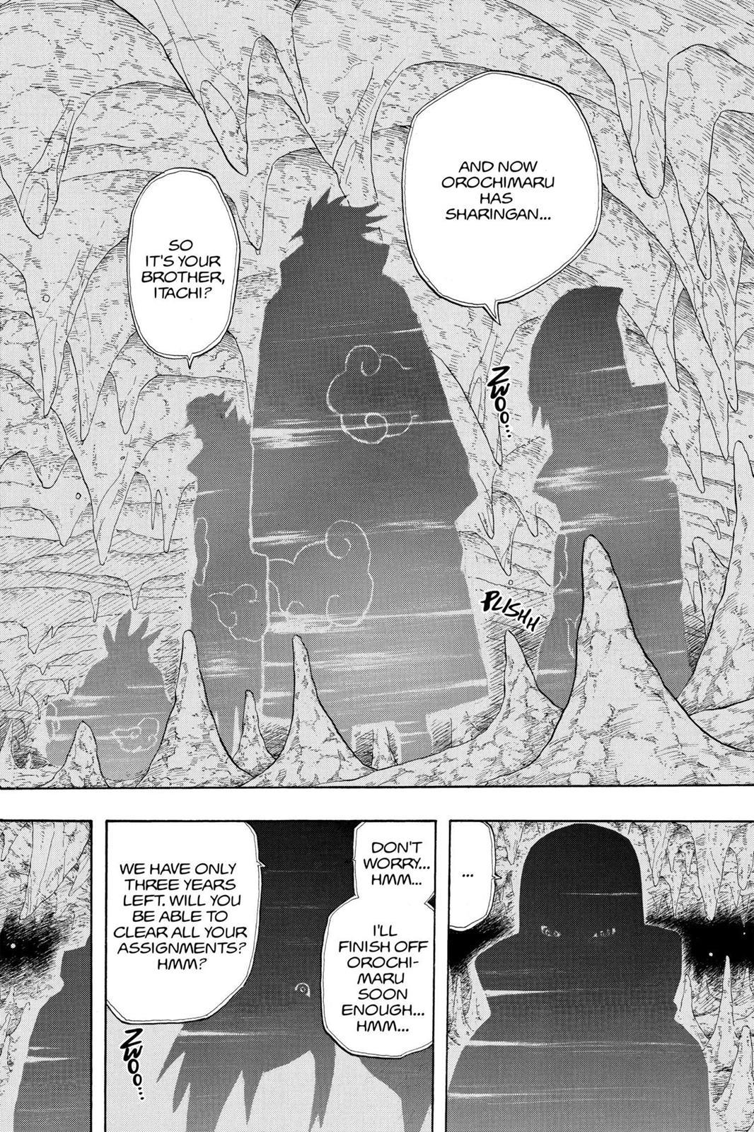 Mais poderoso do que você imagina #1: Orochimaru 0238-018