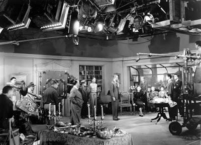 Fotografías de Alfred Hitchcock durante los rodajes Hitchcock%2B-%2BLa%2Bsoga