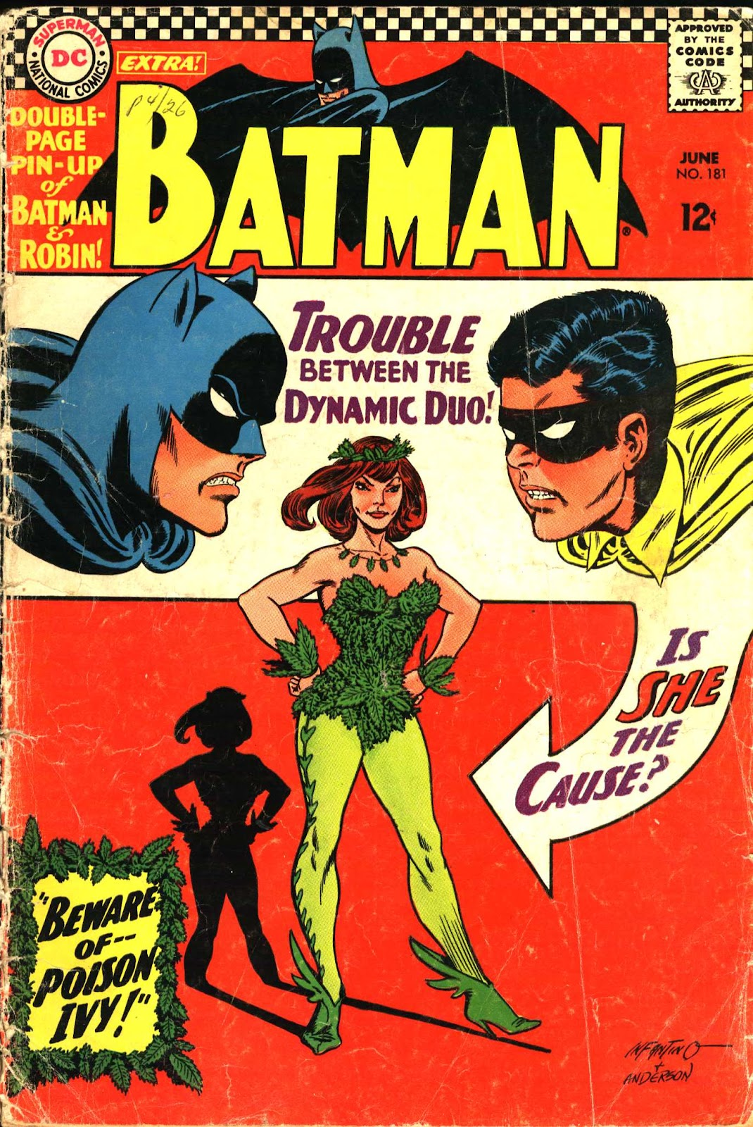Betmen Batman181-00