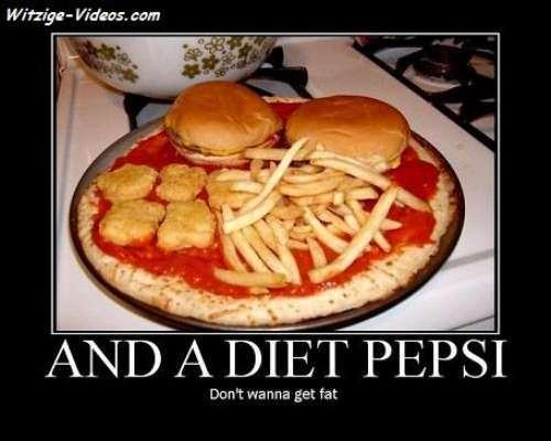 Al Bundy on Obesity Funny-food-art-0