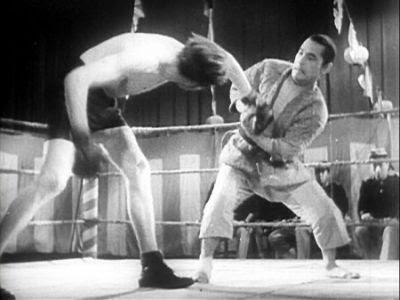 La leyenda del gran judo/ Sugata Sanshiro - Akira Kurosawa (1943) PDVD_923_387