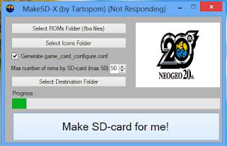 MakeSD-X V1.0 est disponible ! Screen12