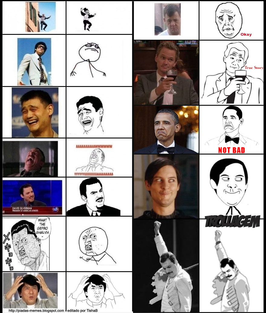 Tirinhas memes - Página 20 Memes2