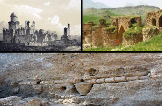 5000-year-old underground water system found under Persian Castle  Underground%2Bwater%2Bsystem%2B5000%2Byears%2Bold%2Bcastle%2Biran