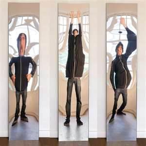 Transparencia Espejo-deformante