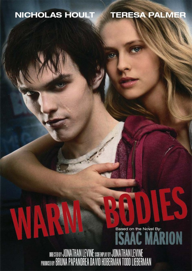 Warm Bodies (Vivants)  Warm%2BBodies%2BTeaser%2BPoster