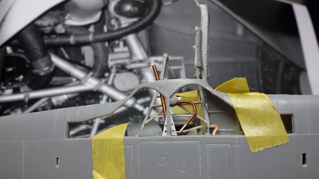 Macchi C.205 - 1:48 Tauro Model Plumbing_01