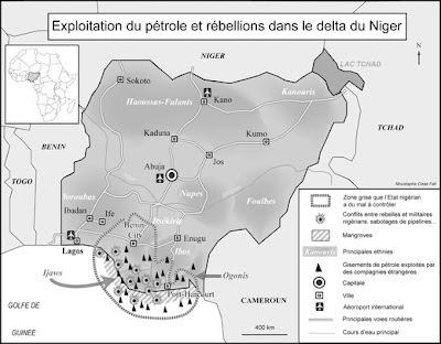 L'uranium nigérien : Au croisement des affrontements stratégiques 255_Niger
