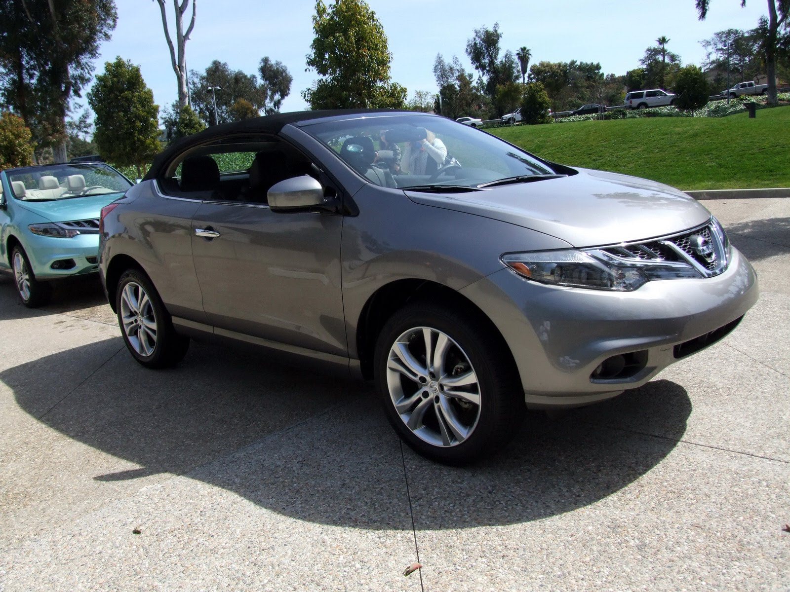 2010 - [Nissan] Murano CrossCabriolet - Page 4 2011-Nissan-Murano-CC-TD-651