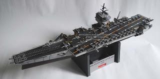 L'USS Enterprise au 800eme ..............en papier !!! DSC_1321