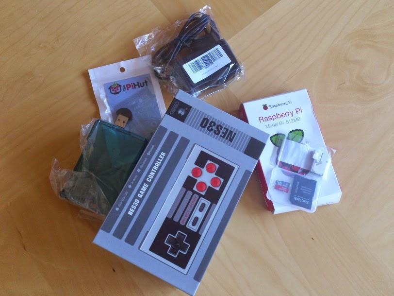 """[RASPBERRY-PI] Réaliser une """"Rétro-Gaming Box"""" avec une Framboise DSC_0457"""