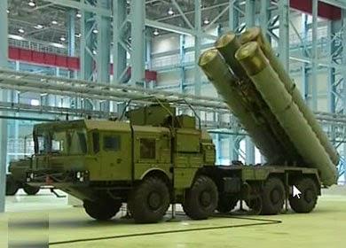 100 años de la defensa antiaérea rusa S-300PS