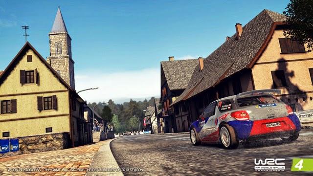 أحصل على اللعبة المذهلة | WRC 4 FIA World Rally | مجانا Game-1382702111