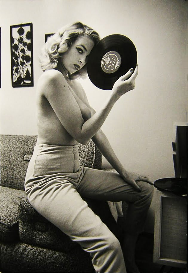 "Efeito WAF ""The Golden Age of Hi-Fi (ladies-of)"" Rmwf"