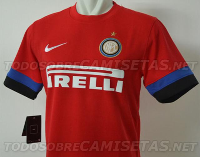 Maglie stagione 2012/2013 - Pagina 2 Inter