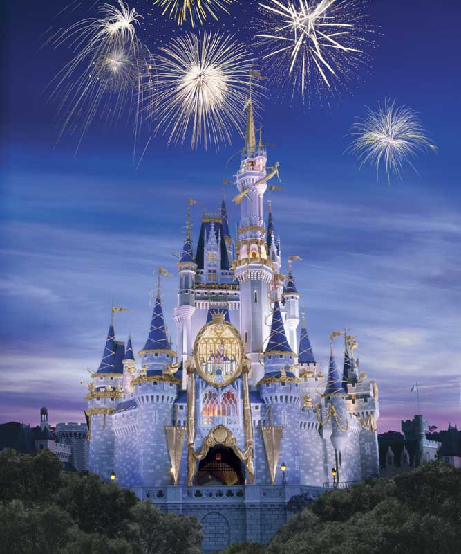 what is favorite place in america Magickingdom