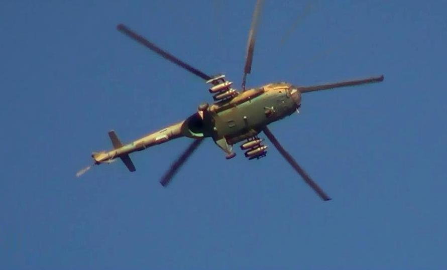 القوات الجويه السوريه .....دورها في الحرب القائمه  654