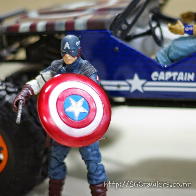 build - Boolean21's Axial Wraith build - Updates: New Paint scheme - Captain America's Axial Wraith - Page 2 IMG_20140822_205136
