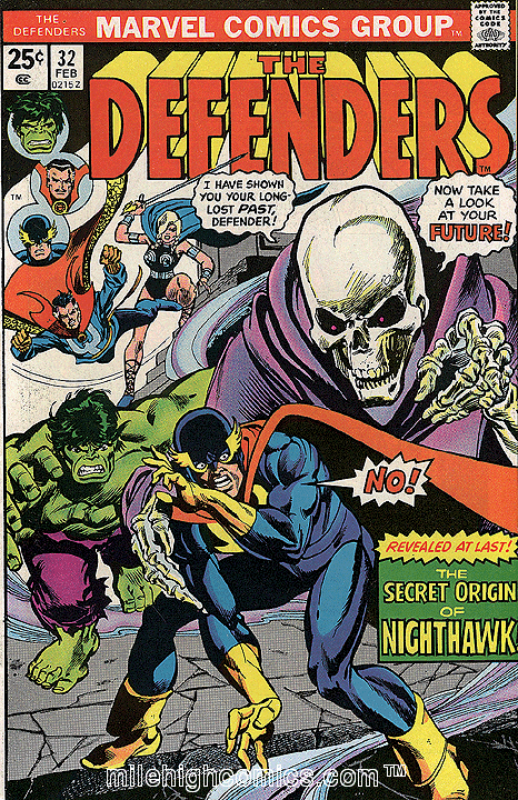 Classic Comic Covers - Page 2 Defenders32
