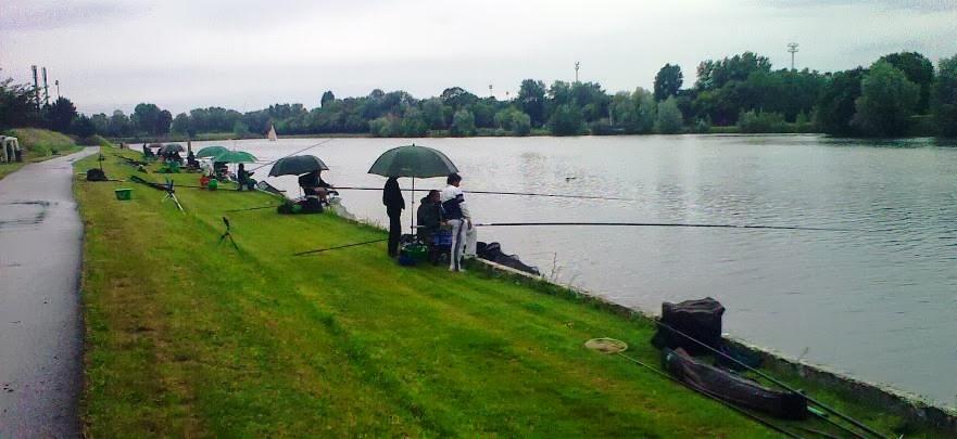 تقنيات الصيد بالقصبة  Choisy-e-au-coup