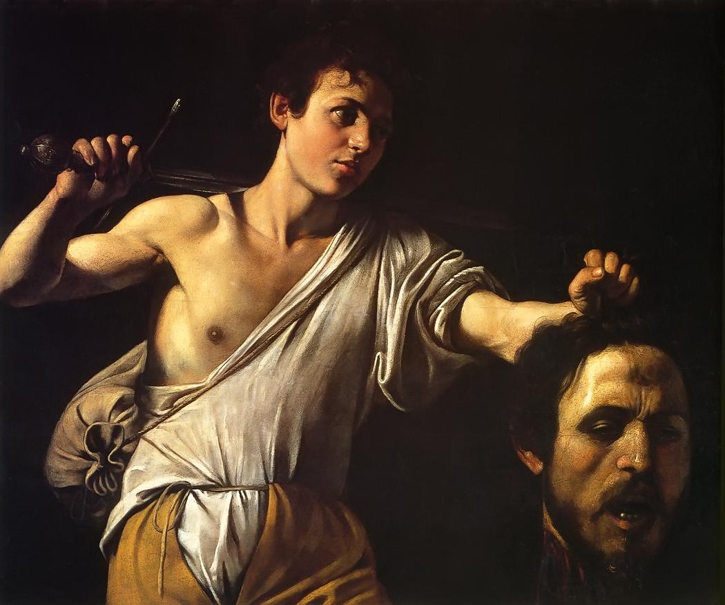 Slike poznatih umjetnika koje su vama lijepe Michelangelo_Caravaggio_071