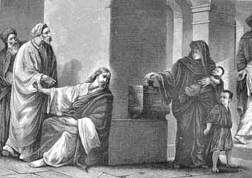 Citations des Pères de l'Eglise concernant l'AUMÔNE et la CHARITÉ (en espagnol) Limosnaviuda