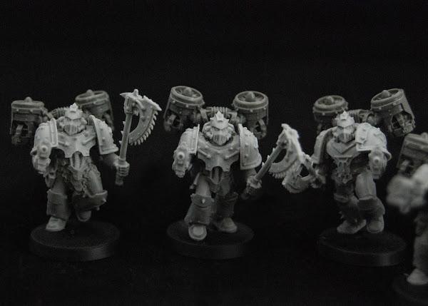 Warhammer 30k Sons of Horus  SOH_Reaver_WIP_06