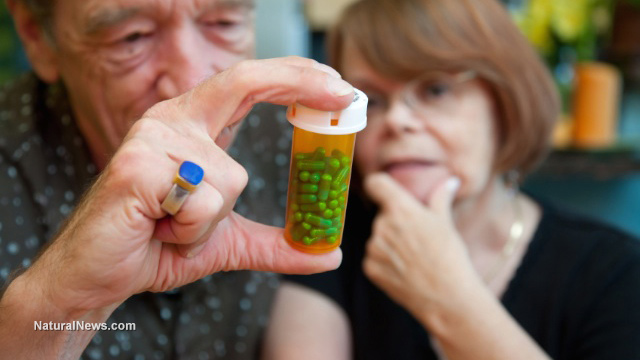 STATINS RED ALERT: Widely prescribed drugs act as cellular poisons that accelerate aging... deactivate DNA repair... promote diabetes, muscle fatigue and memory loss Elderly-Senior-Prescription-Drugs-Pills