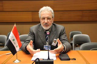 لقطات من اجتماع الهيئة المركزية ومؤتمر المساءلة والعدالة للعراق في جنيف المنعقدللفترة 15.13ـ3ـ2013 IMG_8088