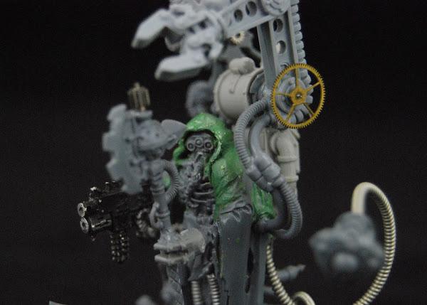 Warhammer 30k Sons of Horus  Dark_Mechanicus_WIP_02