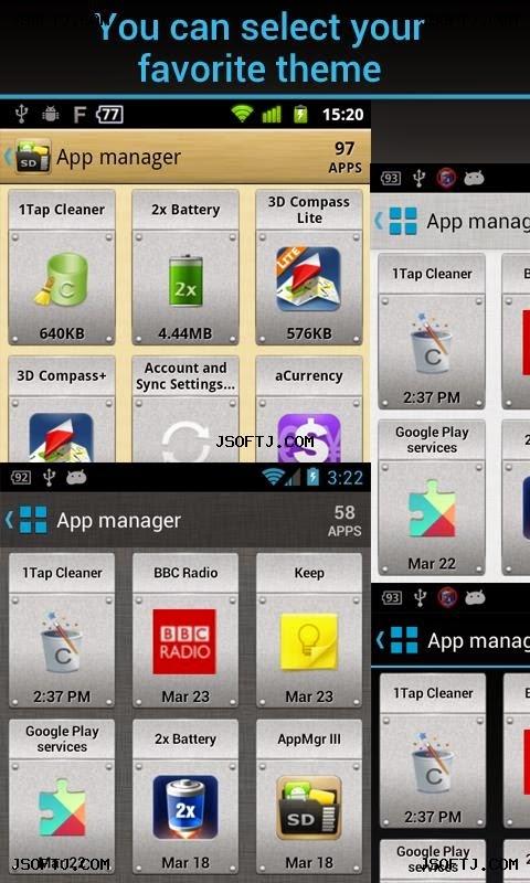 تطبيق | تحميل تطبيق نقل التطبيقات الى الذاكرة الخارجية للاندرويد AppMgr III - App 2 SD  8_AppMgr-III_1