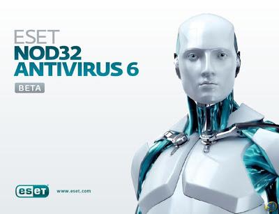 برنامج ESET NOD32 Antivirus 6 13476218781