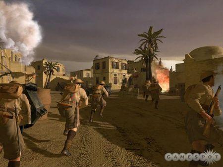 משחקי Call of duty להורדה בלינקים מהירים. Call_of_Duty_2-American_Rush_2-2