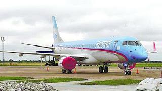[Brasil] Austral, aviões da Embraer continuam no solo, argentino 001_4