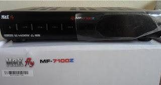 ATUALIZAÇÃO DA MARCA MAXFLY MAXFLY-7100z