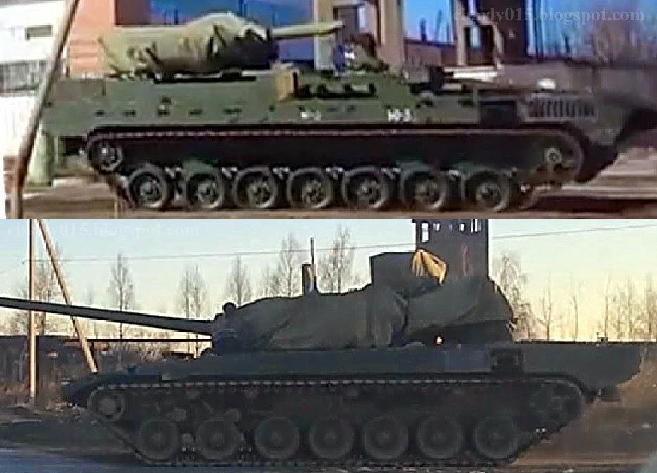 Armata: ¿el robotanque ruso? - Página 2 Armata%2Bt-14%2Bvs%2Bt-15
