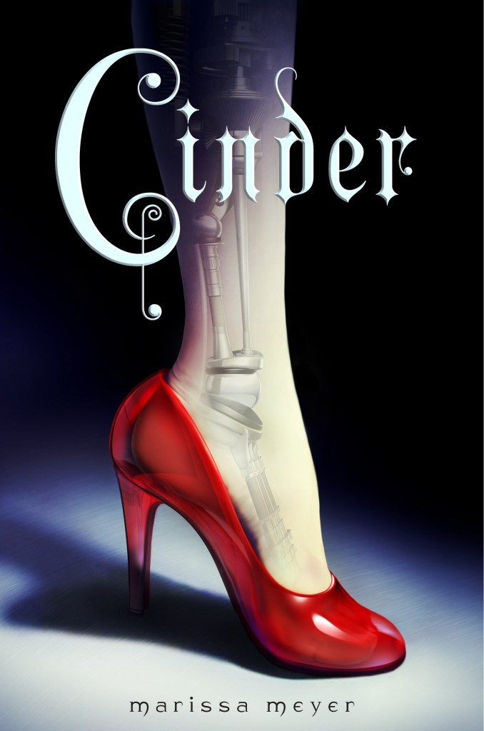 Chroniques Lunaires - Tome 1 : Cinder de Marissa Meyer Cinder_hi-res1-678x1024
