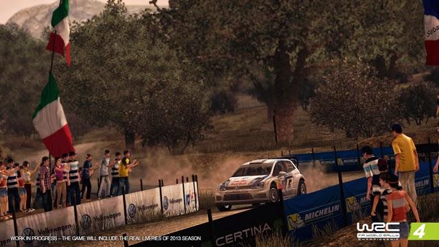 أحصل على اللعبة المذهلة | WRC 4 FIA World Rally | مجانا Game-1382702043