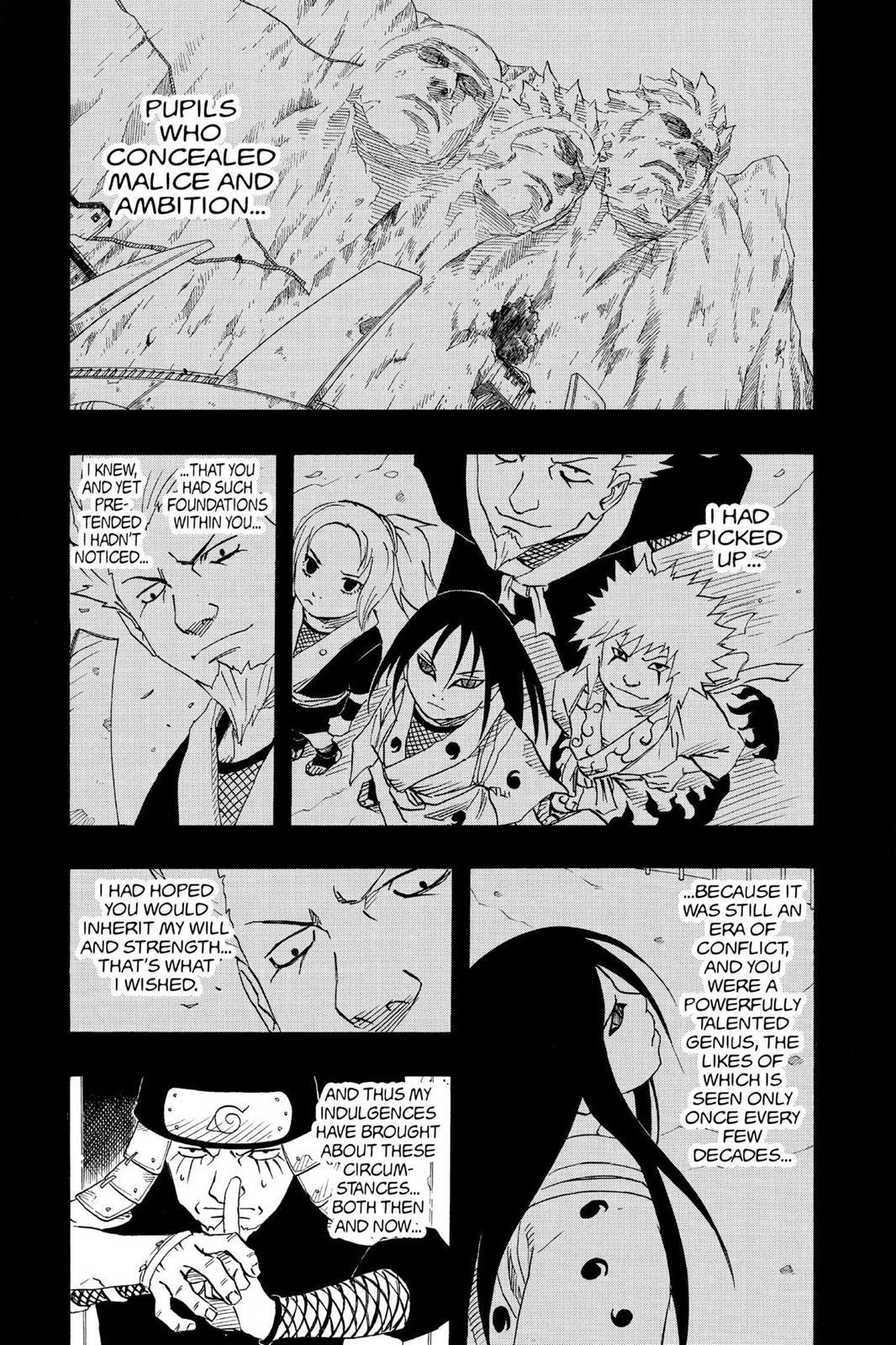 Mais poderoso do que você imagina #1: Orochimaru 0122-007