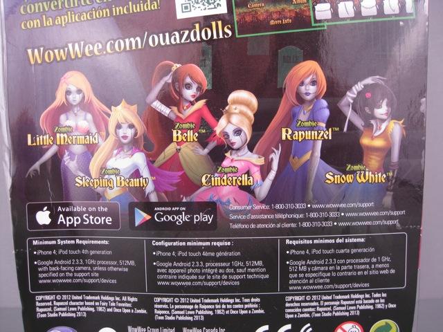 once upon a zombie - [Poupées] Once Upon a Zombie Zombie_Rapunzel007